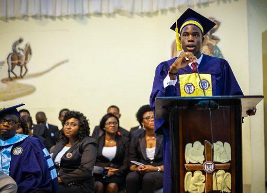 Chiderah Michael Onuorah, LJC Valedictorian Class of 2018