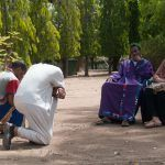 Stations of the Cross dramatized by Loyola Jesuit College Students