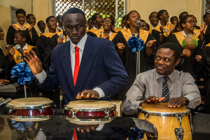 Loyola Jesuit College, Abuja 16th Commencement Mass of Thanksgiving.