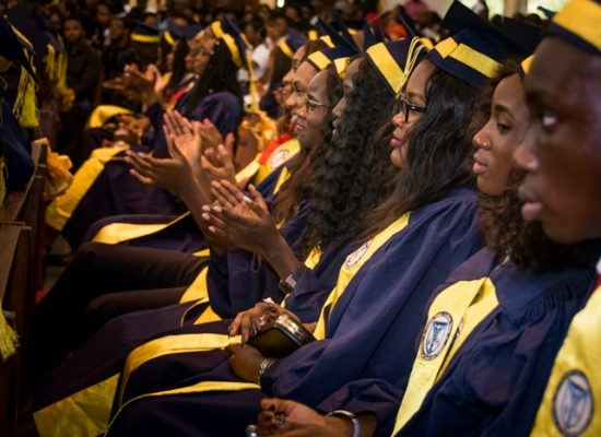 Loyola Jesuit College, Abuja 16th Commencement Ceremony