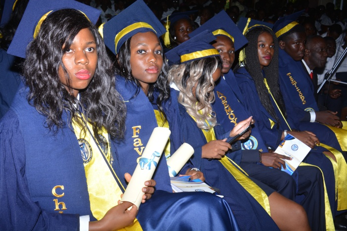 91 to receive diplomas at the Loyola Jesuit College 16th Commencement Ceremony