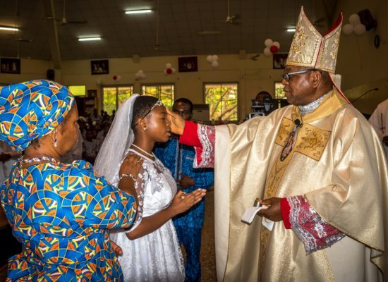 2018 Sacrament of Confirmation