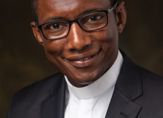 Fr. Ikechukwu Peter Chidolue, S.J., newly appointed President of Loyola Jesuit College, Abuja